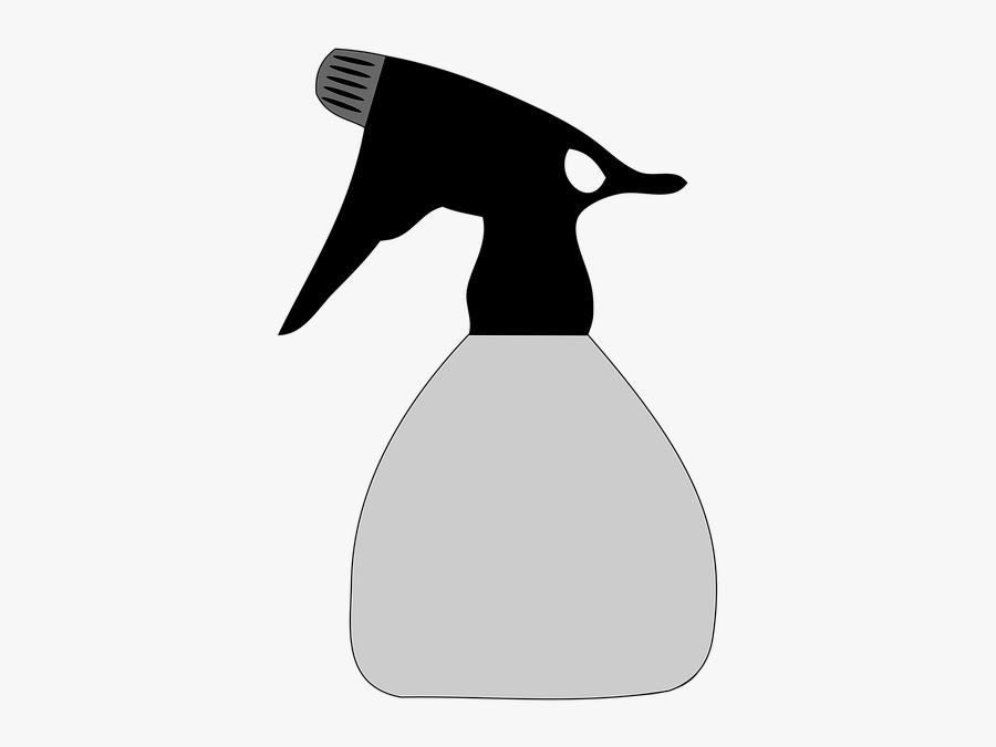 Hair Clip, Hair Accessories, Fashion, Hairstyle, Brush - Aerosol Spray, Transparent Clipart