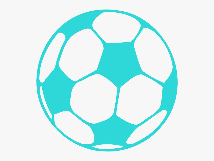 Soccer Ball Clip Art - Green Soccer Ball Clipart, Transparent Clipart