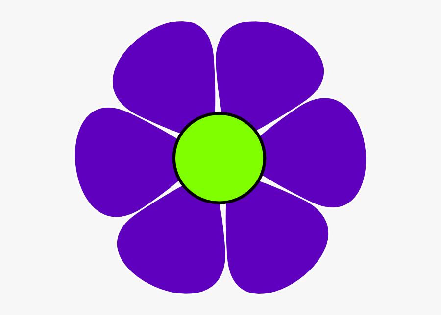 Clip Art Flower Power, Transparent Clipart