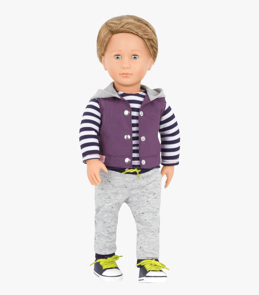 Clip Art Rafael Boy Doll Inch - Our Generation Boy Doll Nz, Transparent Clipart