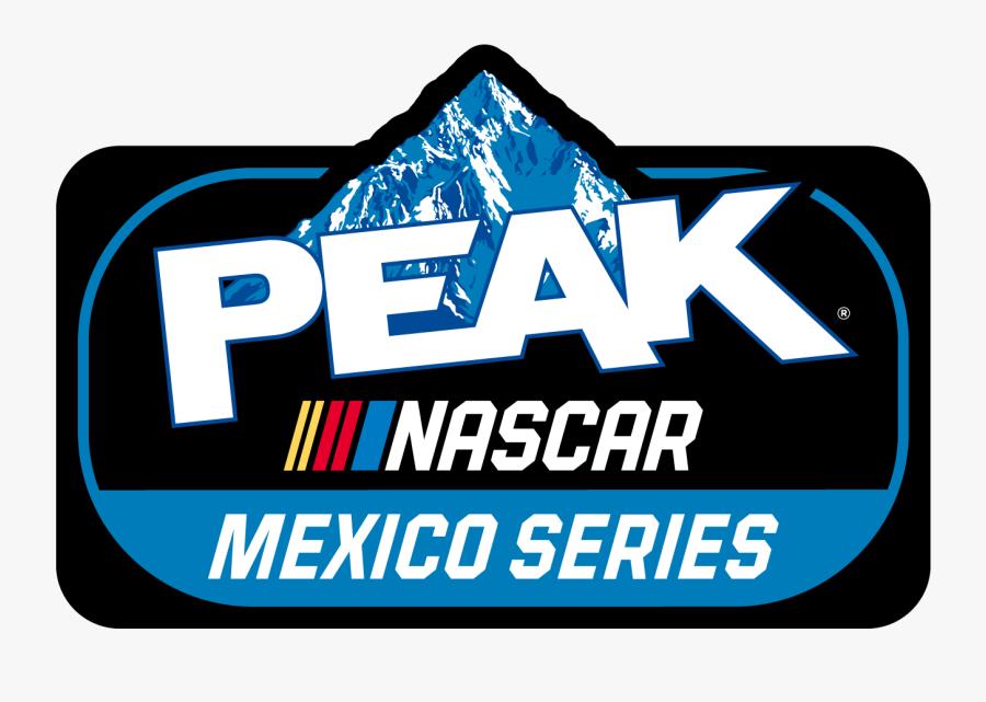 Nascar Peak Mexico 2018, Transparent Clipart