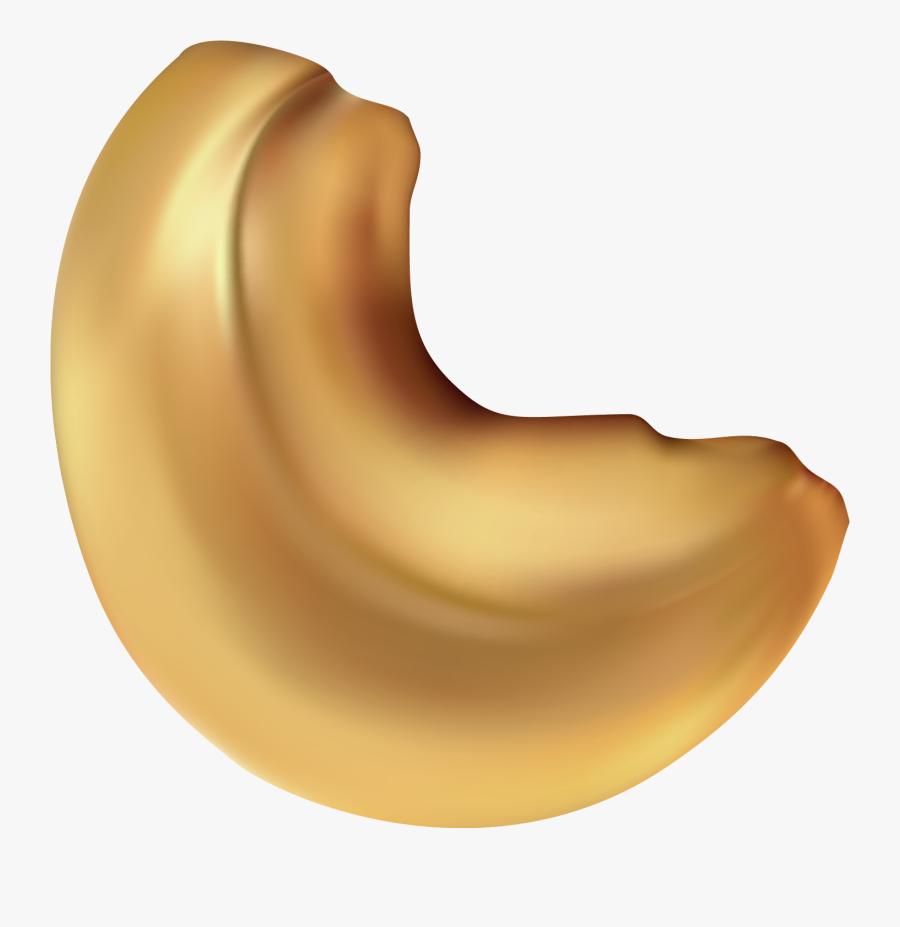 Cashew Nut Png Clipart - Cashew Clip Art, Transparent Clipart