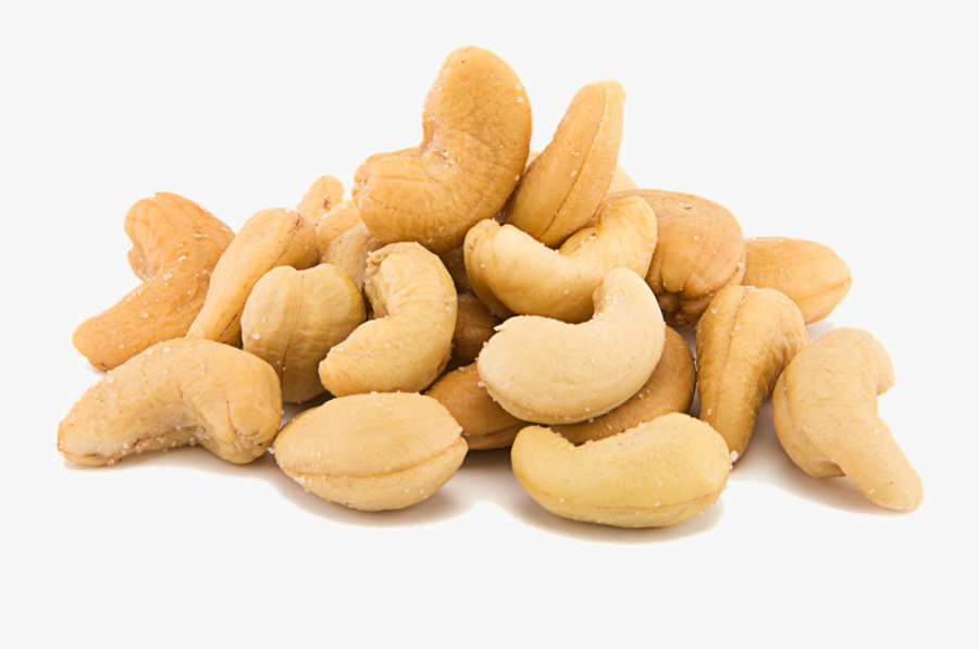 Nuts Clipart Transparent Background - Cashew Png, Transparent Clipart