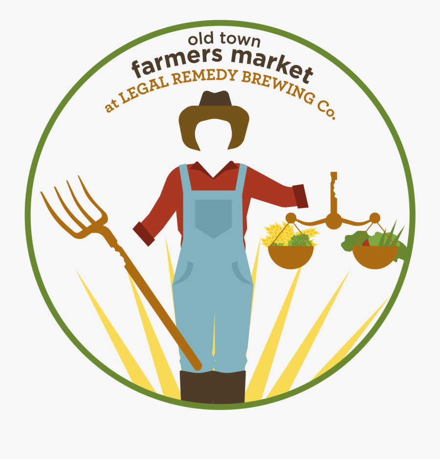 Old Town Farmers Market At Lrb - Farmer Remedies Png, Transparent Clipart