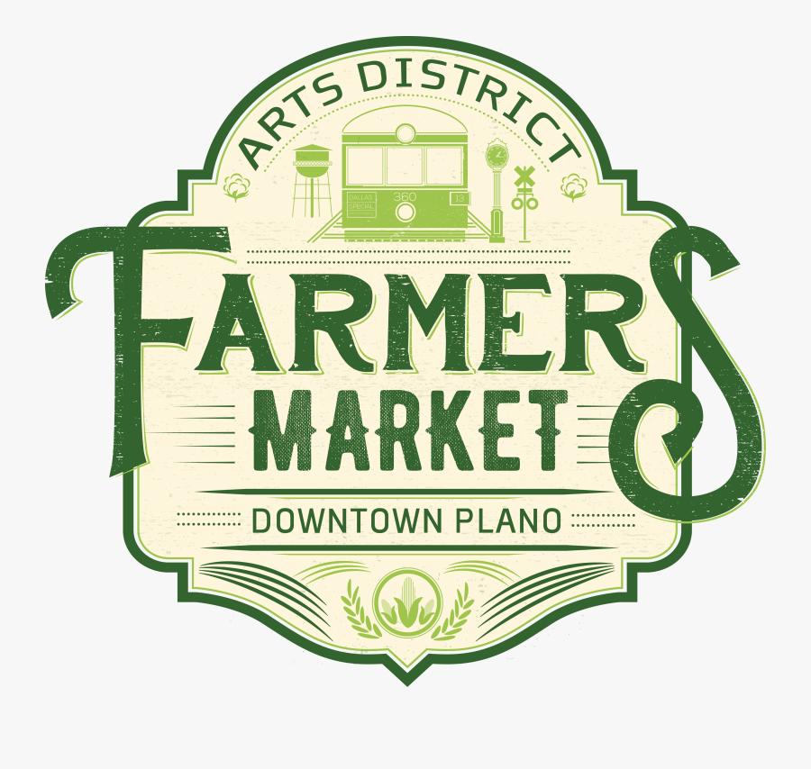 Farmers Market Logo, Transparent Clipart