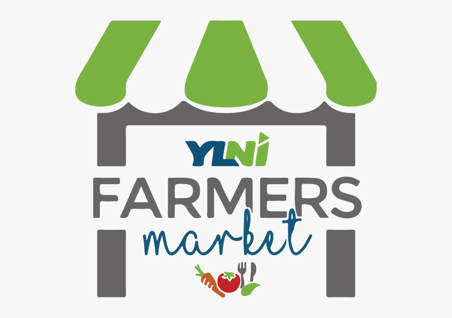 Ylni Farmers Market - Graphic Design , Free Transparent ...
