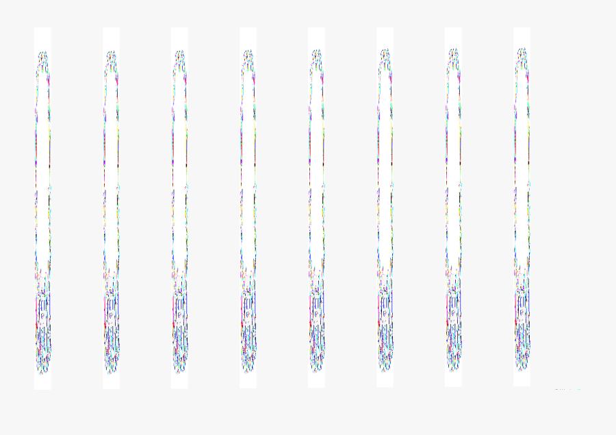 Christmas Music Notes Border Clip Art - Clip Art, Transparent Clipart