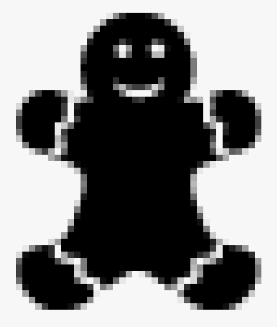 Transparent Gingerbread Girl Clipart, Transparent Clipart