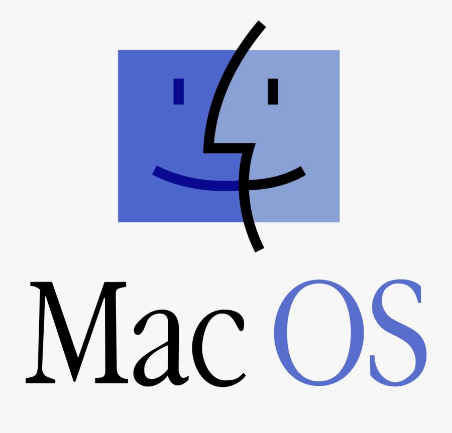 Logo De Mac Os, Transparent Clipart