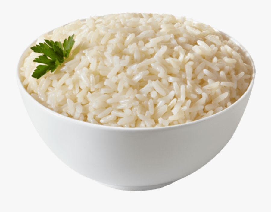 Transparent Bowl Of Rice Png - Transparent Background White Rice Png, Transparent Clipart