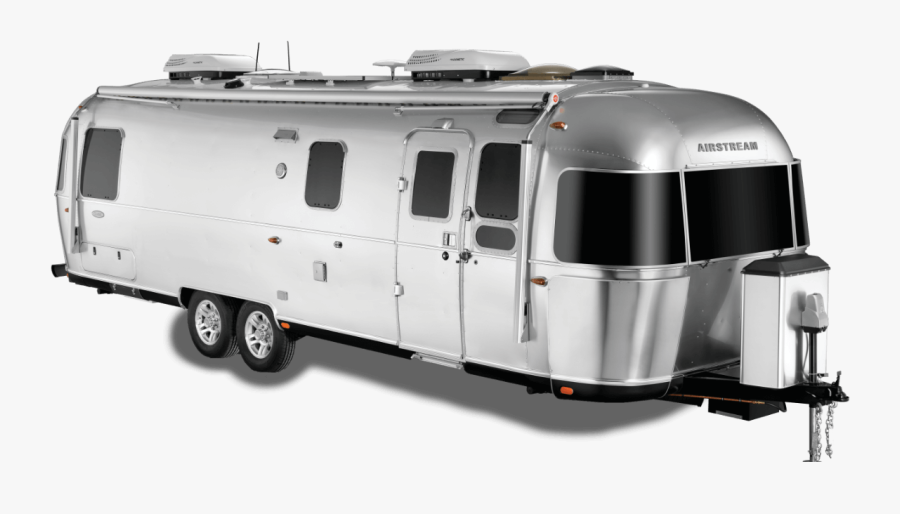 Land Vehicle,vehicle,travel Of Transport,automotive - Airstream Trailer, Transparent Clipart