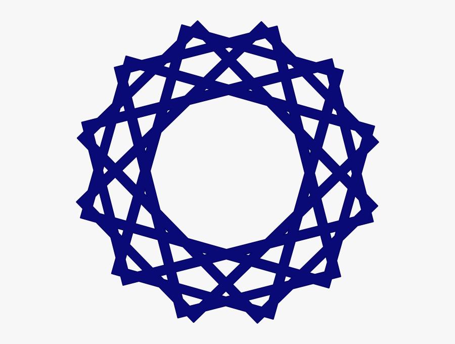 Katy Geometric Art Svg Clip Arts - Geometric Arabic Pattern Png, Transparent Clipart