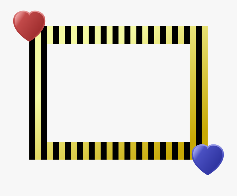 Picture Frame,square,area - Picture Frame, Transparent Clipart