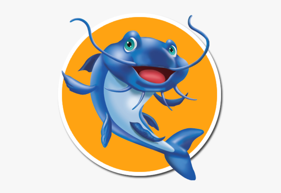 Picture Royalty Free Stock Collection Of Png - Cartoon Catfish Png, Transparent Clipart