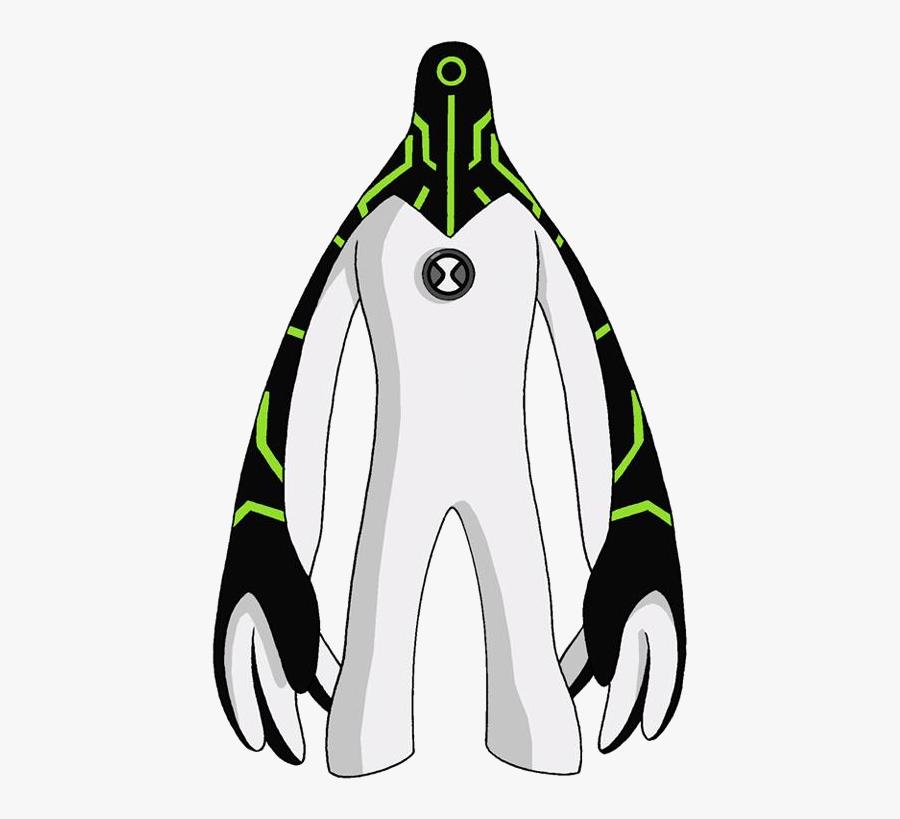 Ben Ten Characters Png - Original Upgrade Ben 10, Transparent Clipart