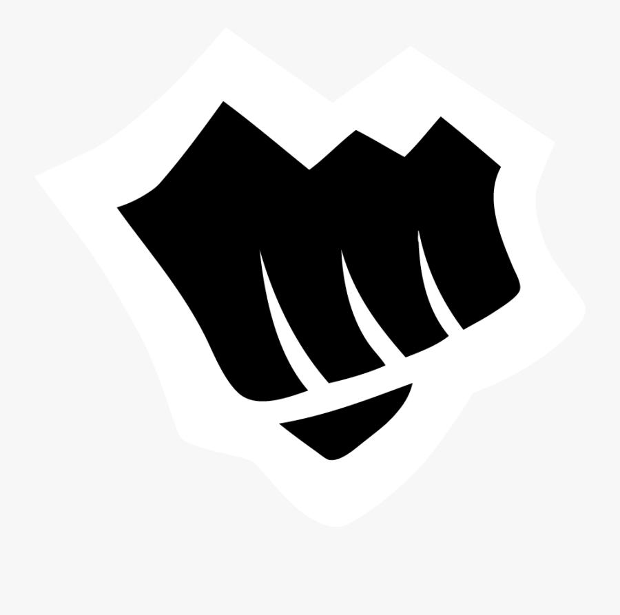 Riot Games Fist Png, Transparent Clipart