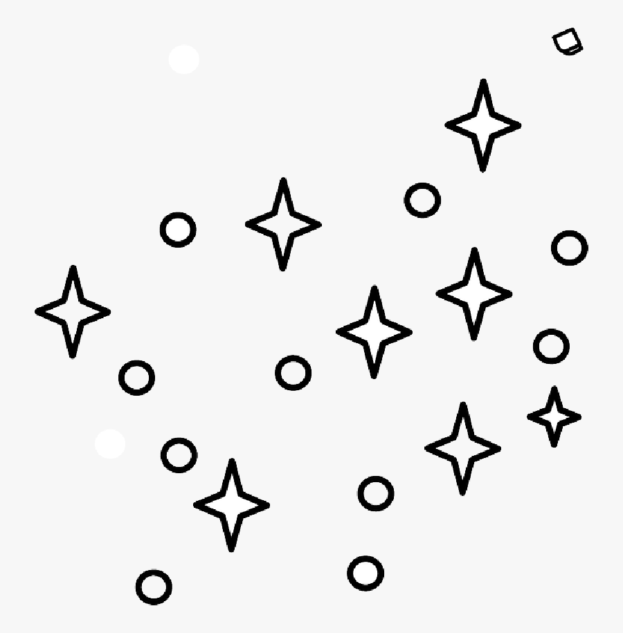 Vector Royalty Free Download Black And White Star Clipart - Stars Clipart Black And White, Transparent Clipart