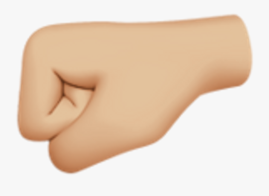 Fist Bump Animated Emoji , Png Download - Fists Bump Emoji Png, Transparent Clipart