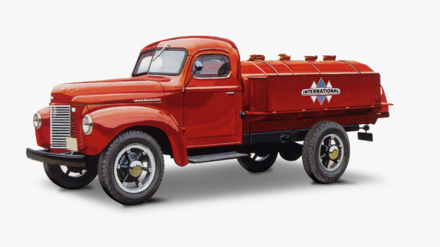 International Truck Png - Old International Truck, Transparent Clipart