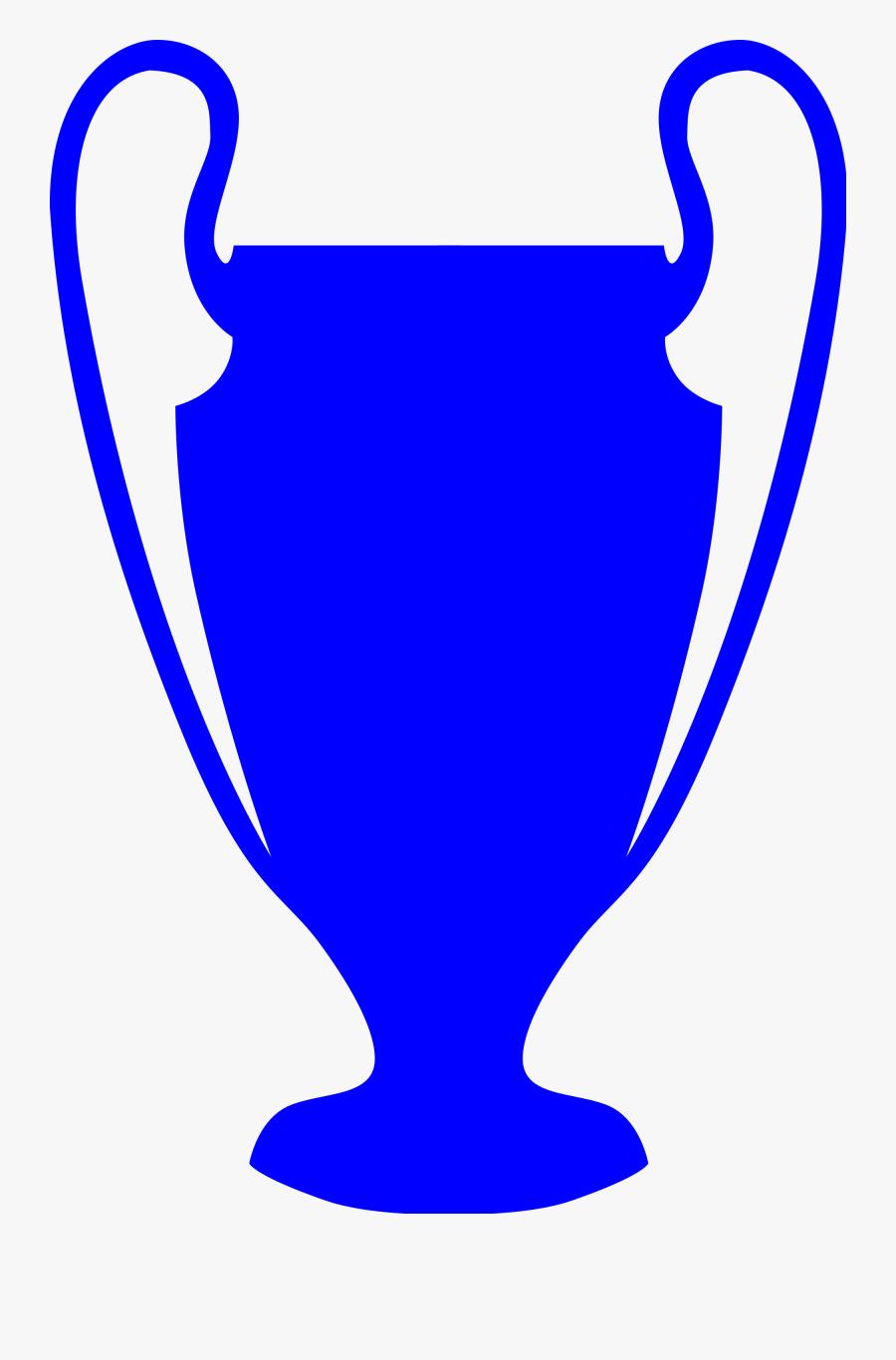 Clip Art Freeuse File Championsleague Svg Wikimedia - Logo Champions League Cup, Transparent Clipart