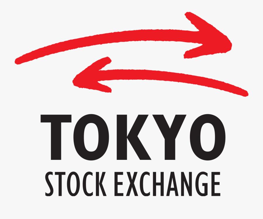 Clip Art Tokyo Exchange Wikipedia - Tokyo Stock Exchange Logo, Transparent Clipart