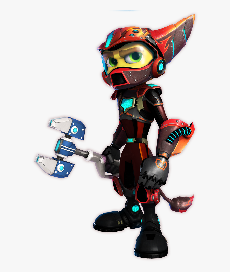 Download Ratchet Clank Png Clipart - Ratchet And Clank Nexus Armor, Transparent Clipart