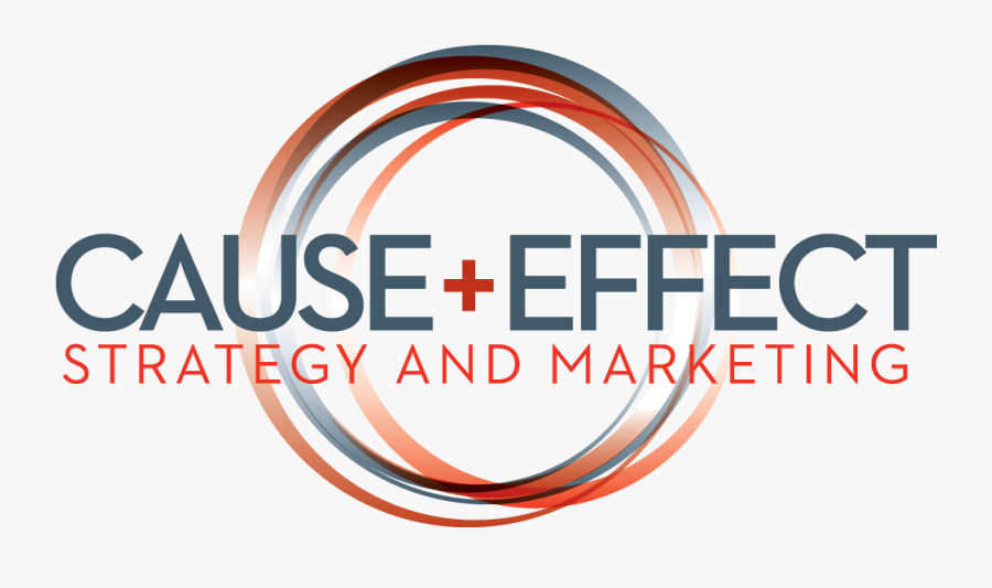 Cause Effect Strategy And Marketing, Transparent Clipart