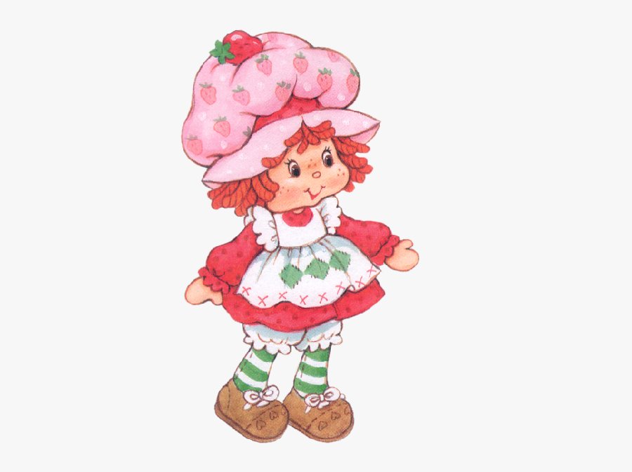 Original Strawberry Shortcake Clipart Free Transparent Clipart