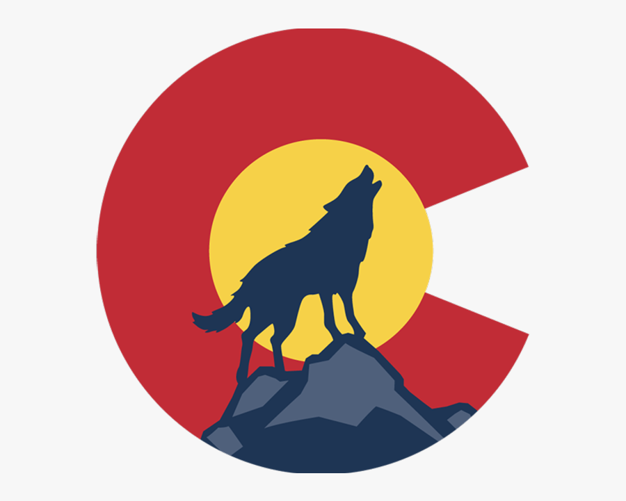 Clip Art Rocky Mountain Silhouette - Dog Catches Something, Transparent Clipart
