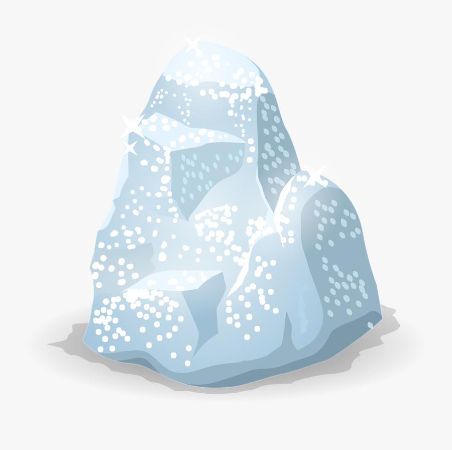 Mountain, Summit, Rock, Snow, Peak, Landscape, Rocky - Monte De Neve Png, Transparent Clipart