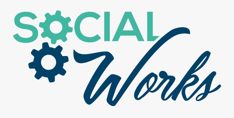Socialworks Digital An Elite Social Media Marketing - Social Media Marketing Company Logo, Transparent Clipart