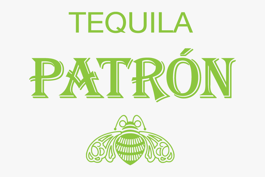 Patron-png The Giving Back Fund - Patron Tequila Logo Png, Transparent Clipart