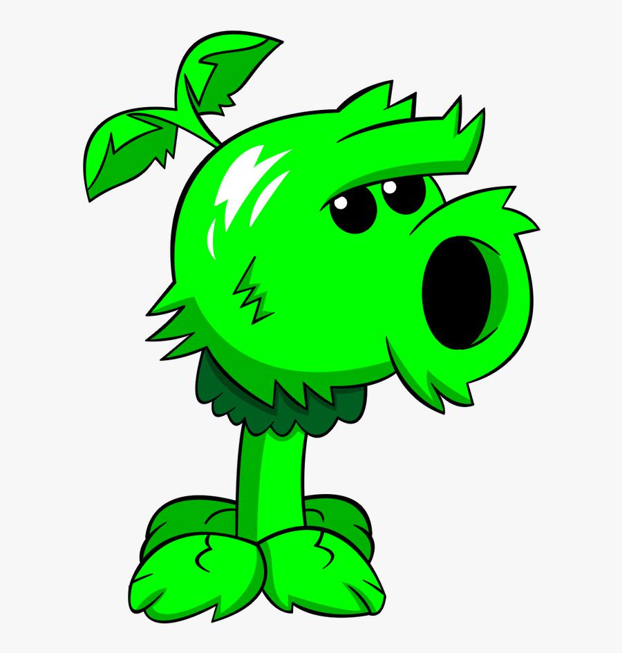 Peas Drawing Plant Vs Zombie Transparent Png Clipart - Peashooter Electric Plants Vs Zombies, Transparent Clipart