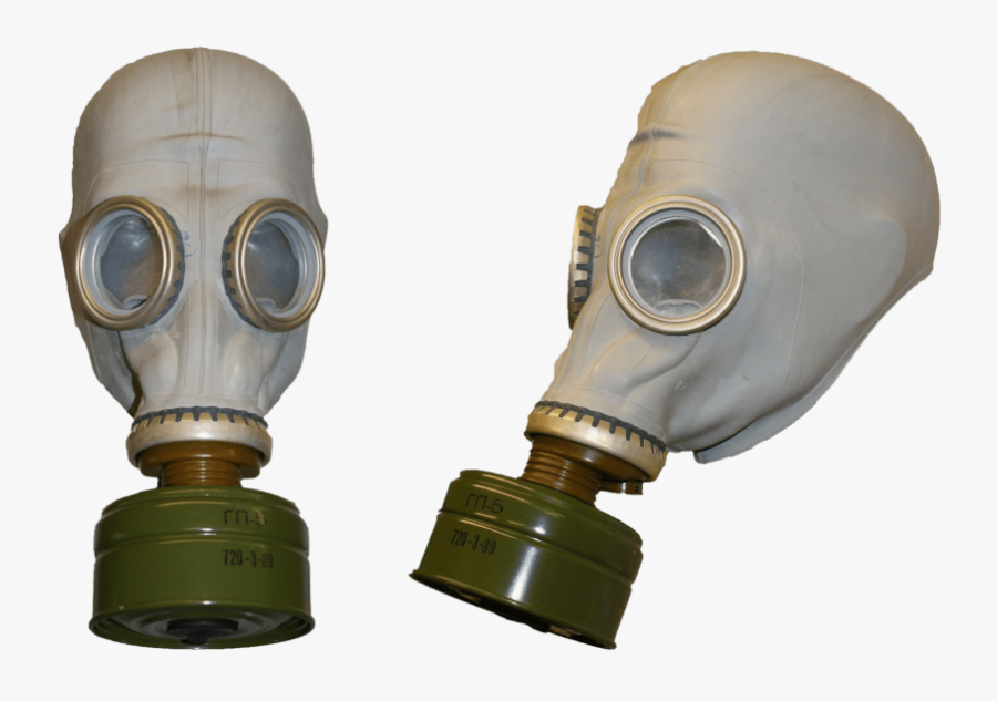 Gas Mask Png Transparent Images - Ww1 Gas Mask Transparent, Transparent Clipart