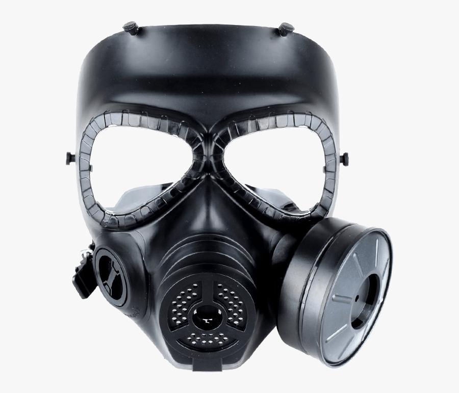 Gas Mask Png Transparent Images - Gas Mask Transparent Background, Transparent Clipart