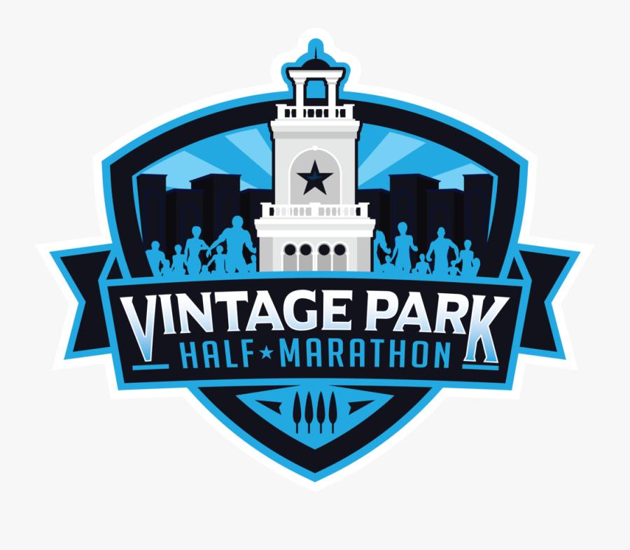 Bayou City Half Marathon Series - Vintage Park Half Marathon, Transparent Clipart