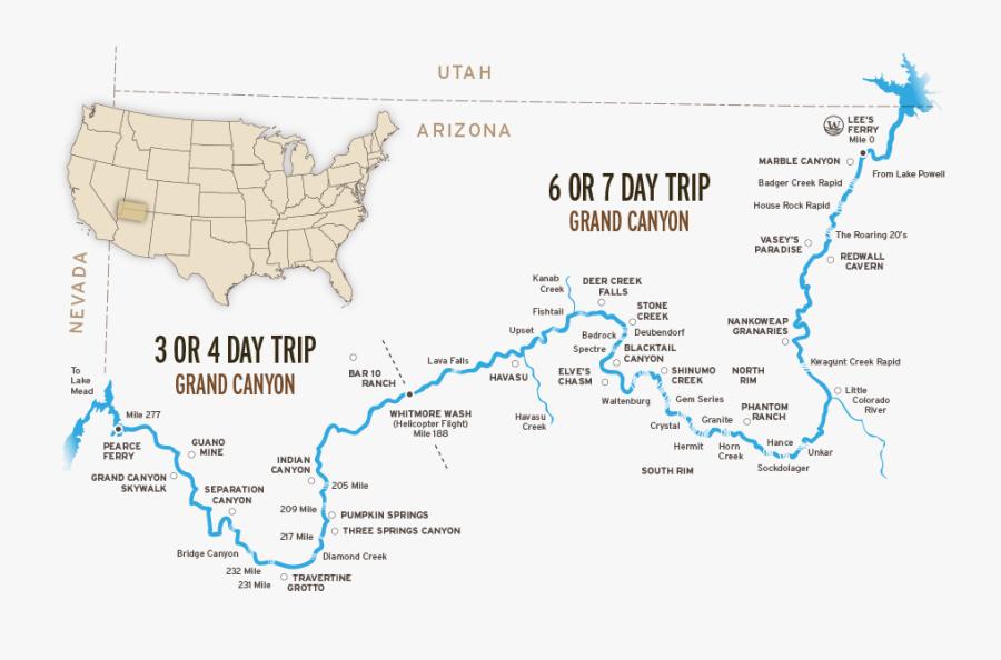 Clip Art Rafting Trips - Subalpine Fir Distribution Map, Transparent Clipart