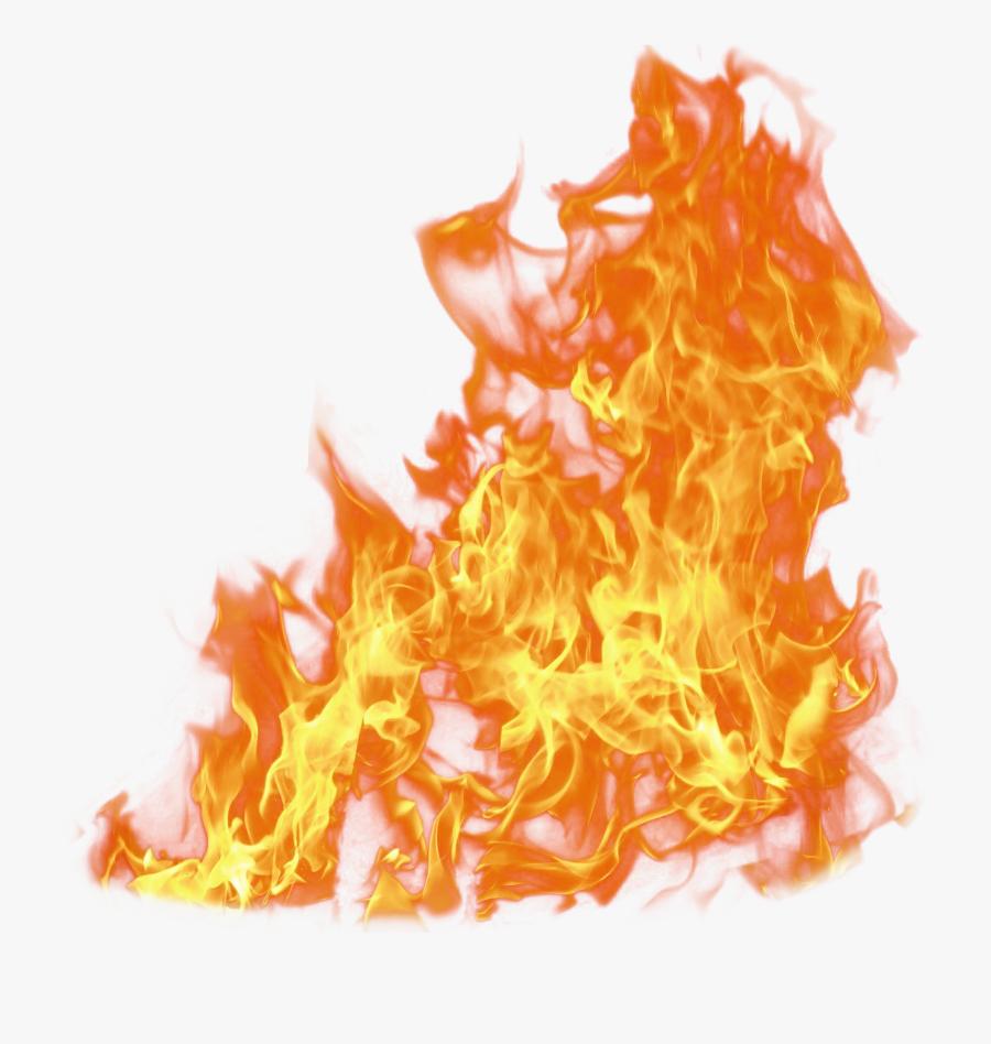 Transparent Flames Gif Png - Flame Fire Transparent Background, Transparent Clipart