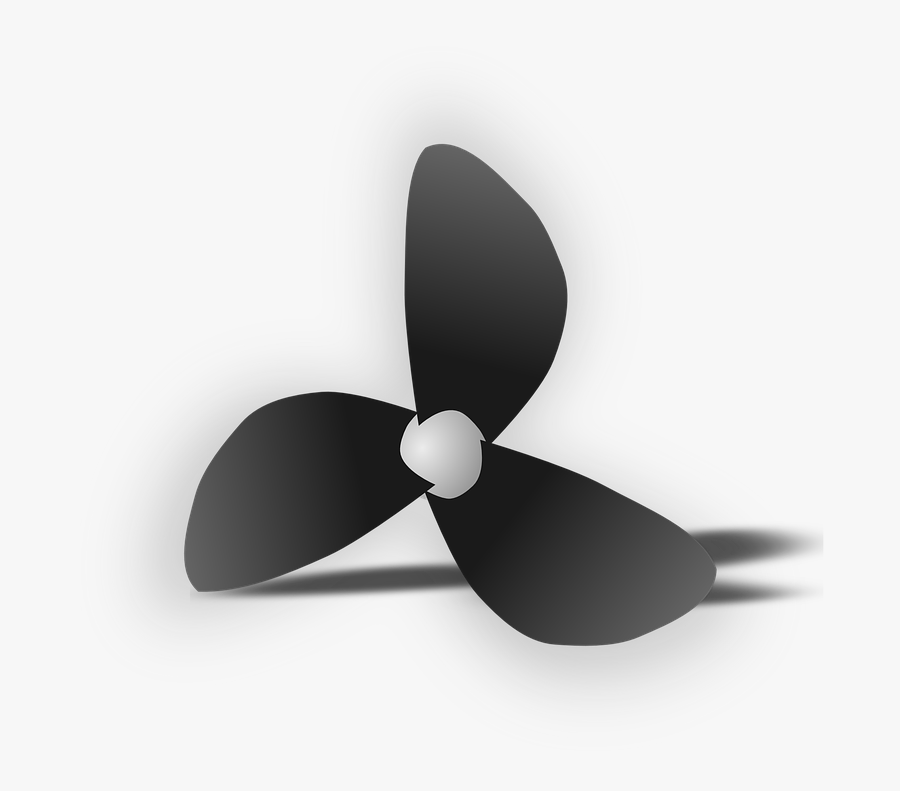 Fan Propeller Clipart, Transparent Clipart