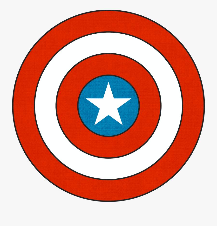 Marvellous Design Avengers Clipart Free Videos Clipartmansion - Captain America Comic Shield, Transparent Clipart