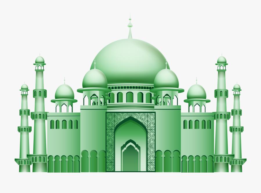 64884 - Mosque Images Png, Transparent Clipart