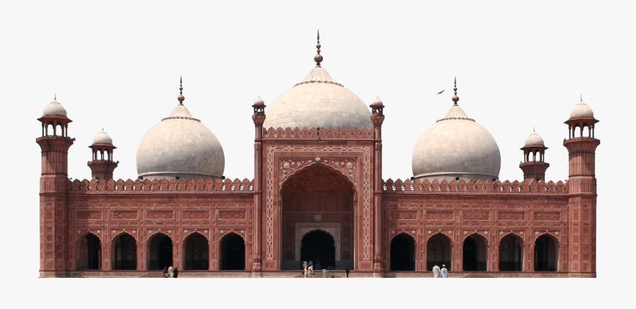 Best Mosque Png Clipart - Badshahi Mosque, Transparent Clipart