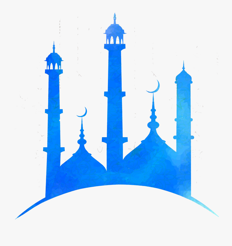 Free Vector Png Images - Mosque Logo Vector Png, Transparent Clipart