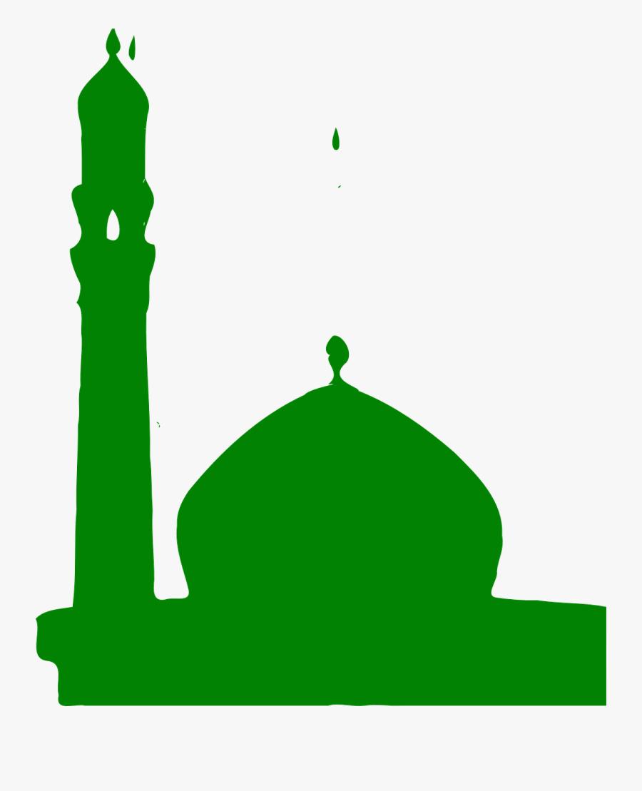 Transparent Islam Symbol Png - Mosque Clipart, Transparent Clipart