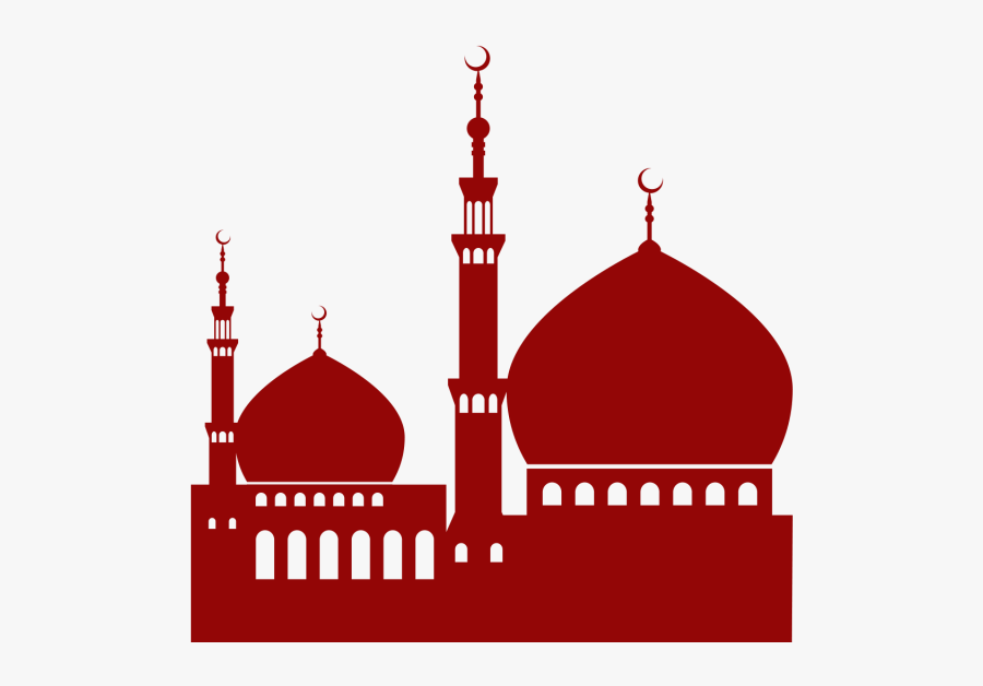 Beautiful Masjid Vector Mosque Background, Masjid Png, - Transparent Background Mosque Logo Png, Transparent Clipart