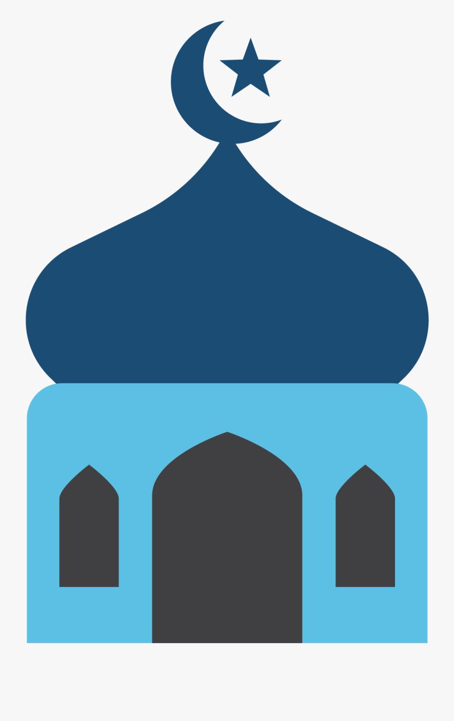 Mosque Clipart Aqsa - Clipart Mosque, Transparent Clipart