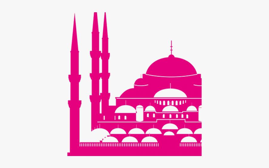 Mosque Clipart Svg - Portable Network Graphics, Transparent Clipart