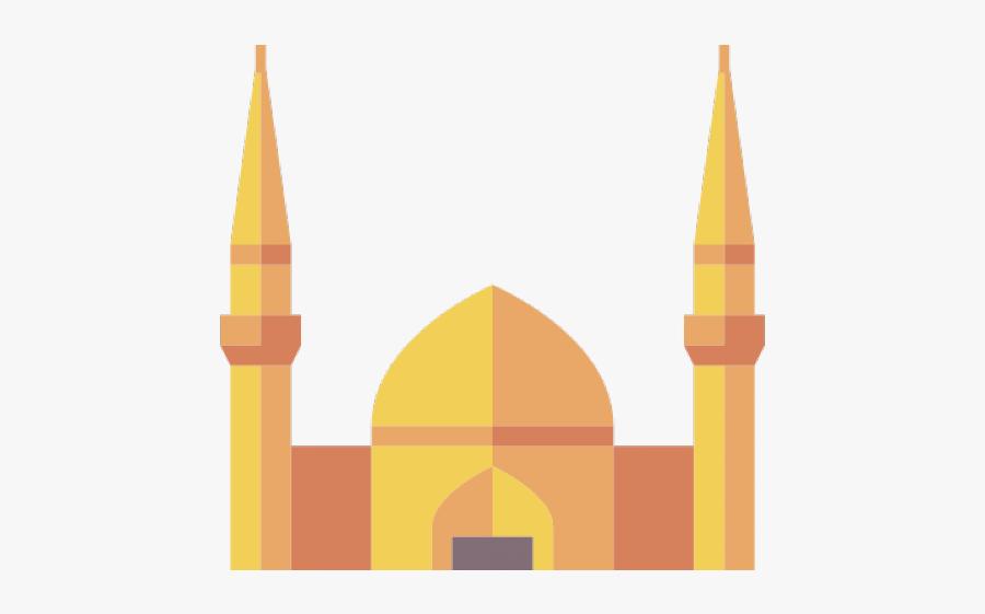 Transparent Background Clipart Mosque, Transparent Clipart