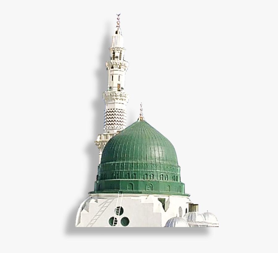 Masjid Silhouettes Art Islamic - Medina Png, Transparent Clipart