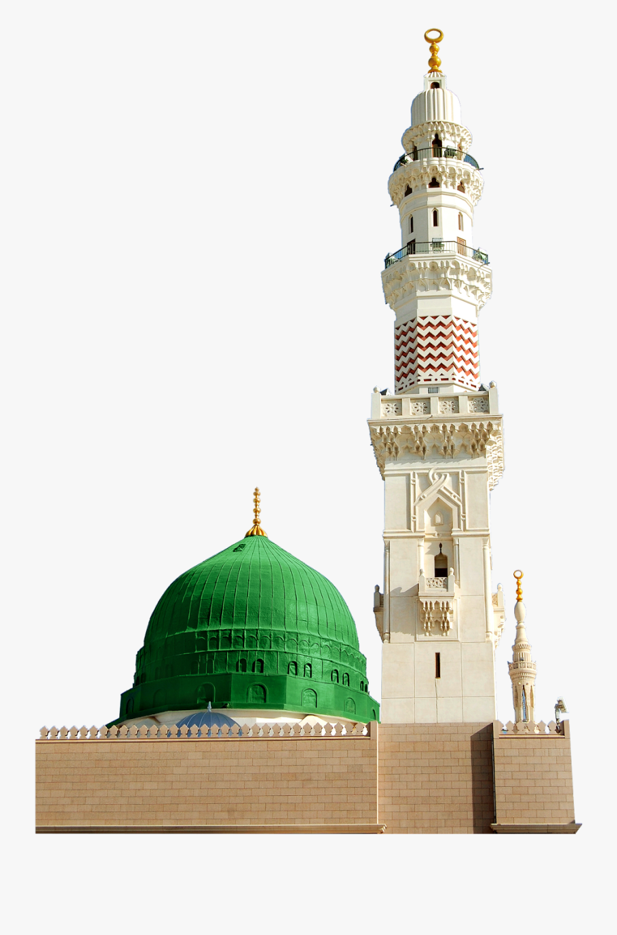 transparent mosque clipart free masjid e nabawi png free transparent clipart clipartkey masjid e nabawi png